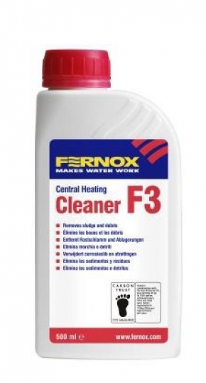 fernox f3 how to use