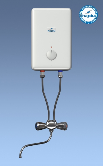 Hajdu FT5 FelsősFelsős Elektromos Vízmelegítő